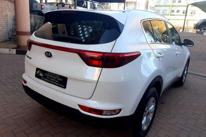 Used 2018 Kia Sportage 2.0 Ignite Plus auto