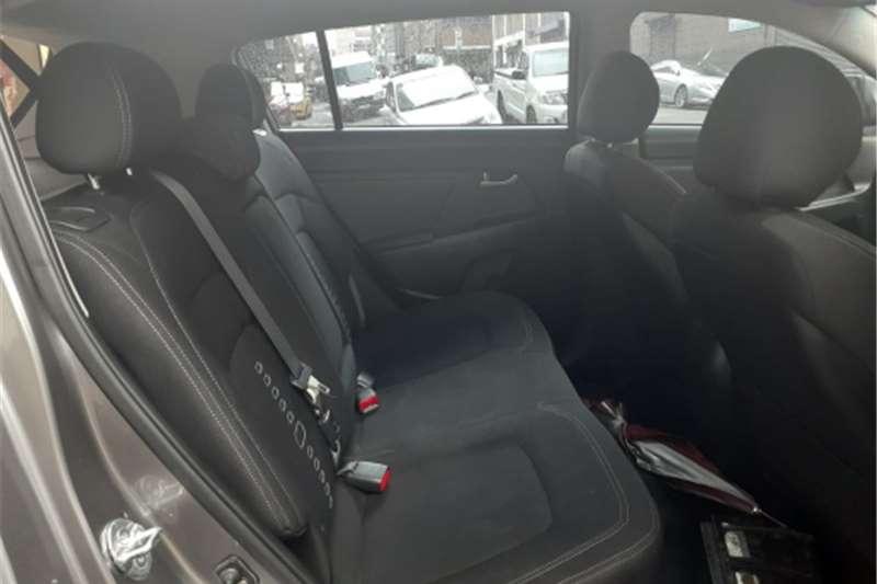 Used 2011 Kia Sportage 2.0CRDi 4x4