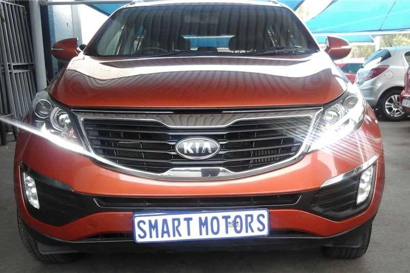 Kia Sportage 2.0CRDi auto 2012