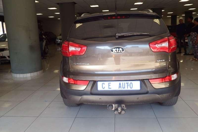 Kia Sportage 2.0CRDi auto 2013