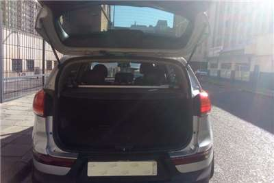 Kia Sportage 2.0CRDi auto 2014