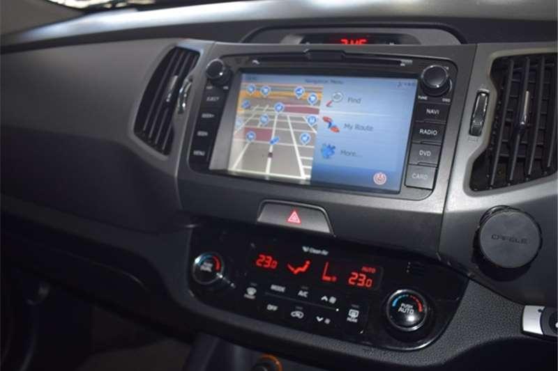 2014 Kia Sportage Sportage 2.0CRDi auto