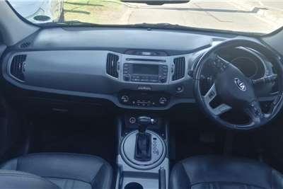 Used 2015 Kia Sportage 2.0CRDi auto