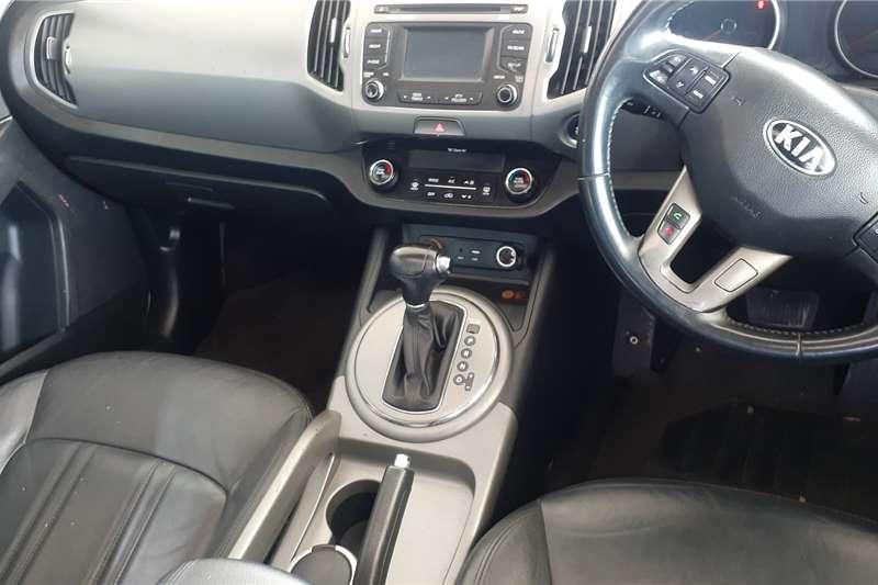 2015 Kia Sportage Sportage 2.0CRDi auto