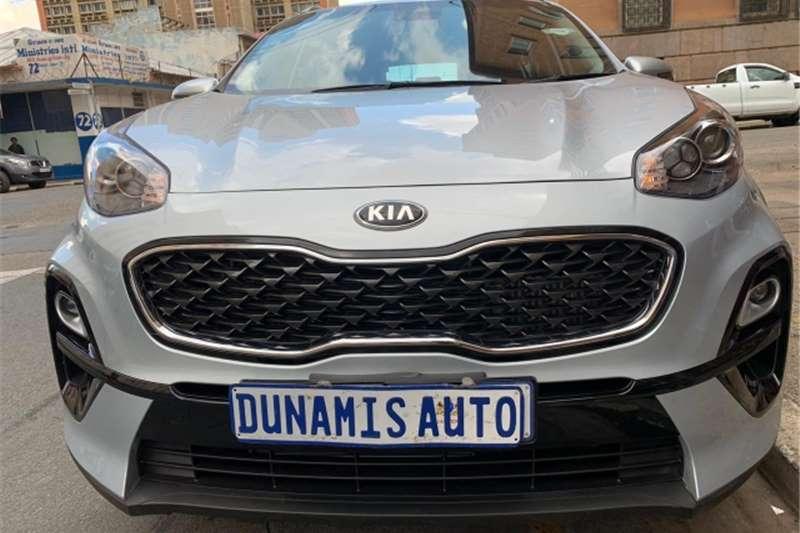 Kia Sportage 2.0CRDi auto 2019