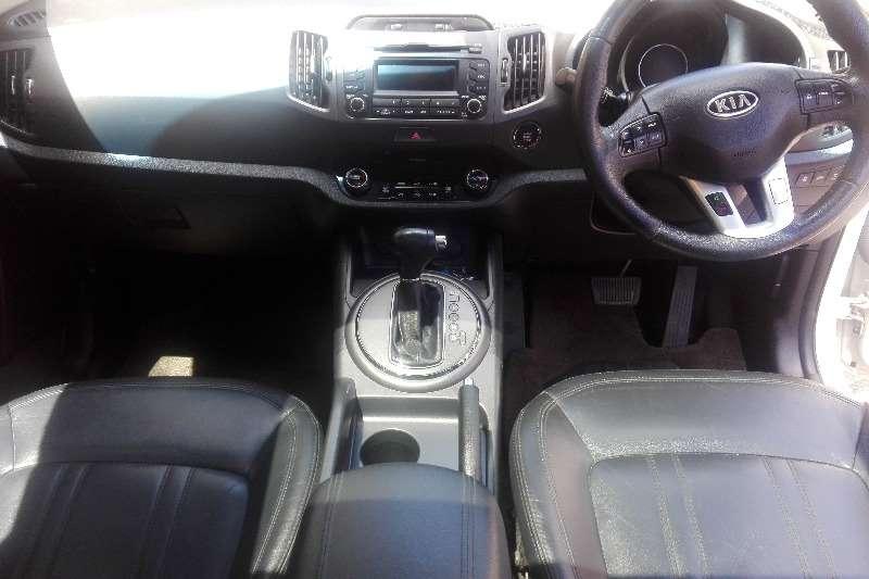 Kia Sportage 2.0CRDi AWD 2012