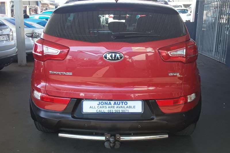Used 2014 Kia Sportage 2.0CRDi AWD