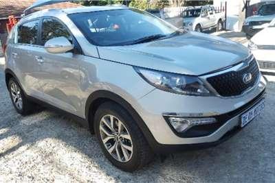 Used 2015 Kia Sportage 2.0CRDi AWD