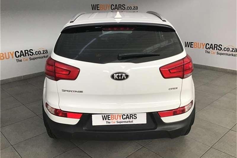 Kia Sportage 2.0CRDi AWD 2016