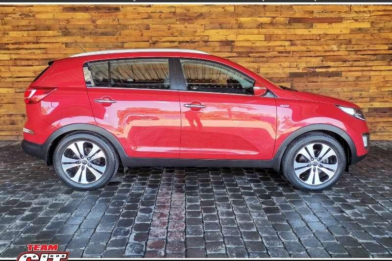 Kia Sportage 2.0CRDi AWD auto 2011