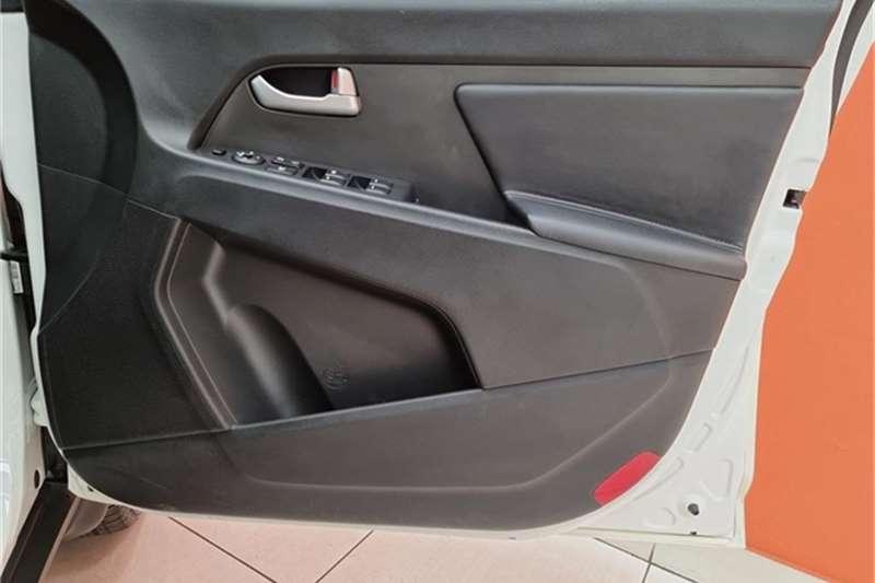 Used 2013 Kia Sportage 2.0CRDi AWD auto