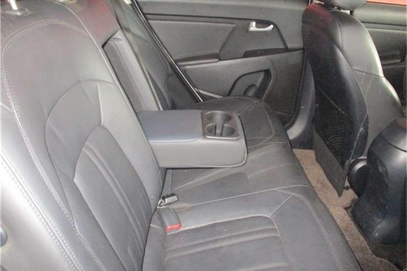 Kia Sportage 2.0CRDi AWD auto 2014