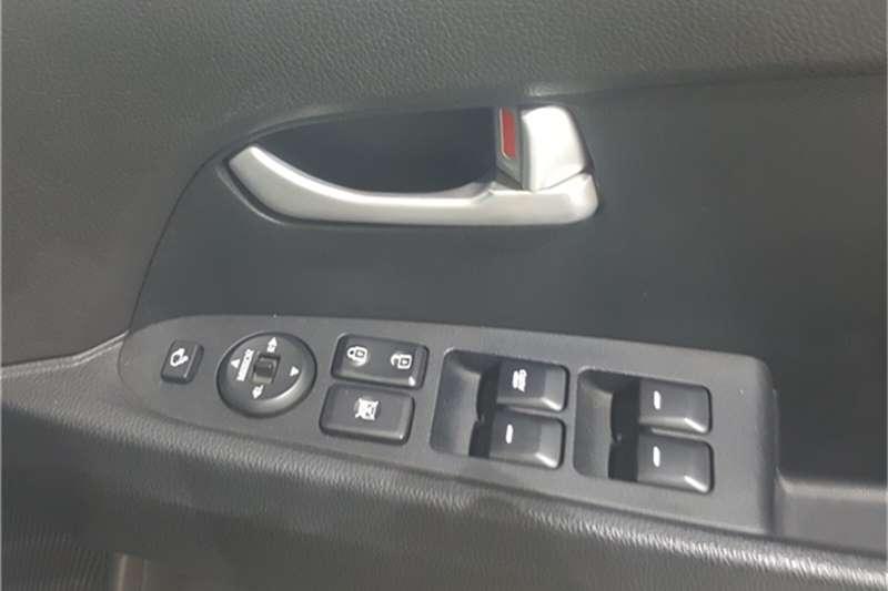 Kia Sportage 2.0CRDi AWD auto 2015
