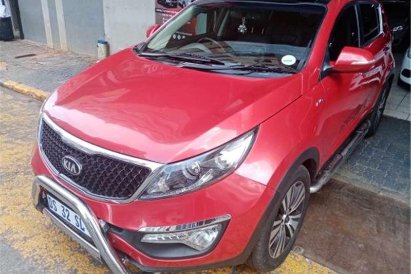 Kia Sportage 2.0CRDi AWD Explore auto 2015