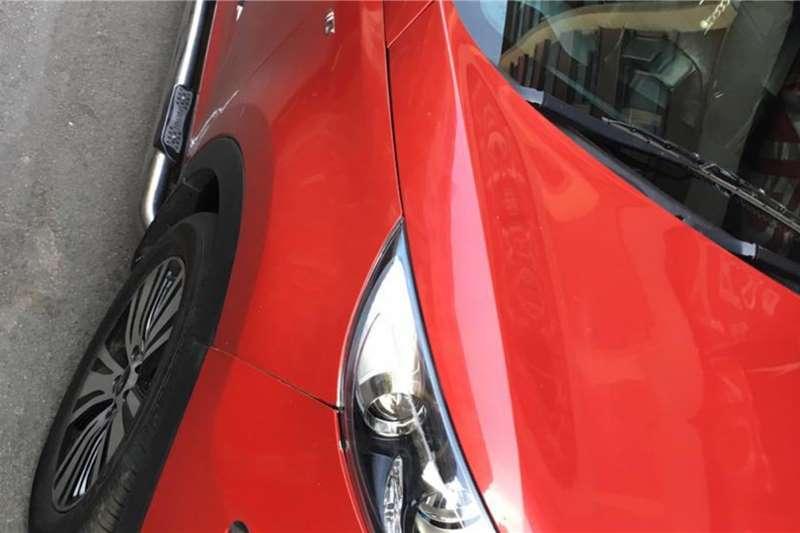 Kia Sportage 2.0CRDi AWD Tec auto 2016