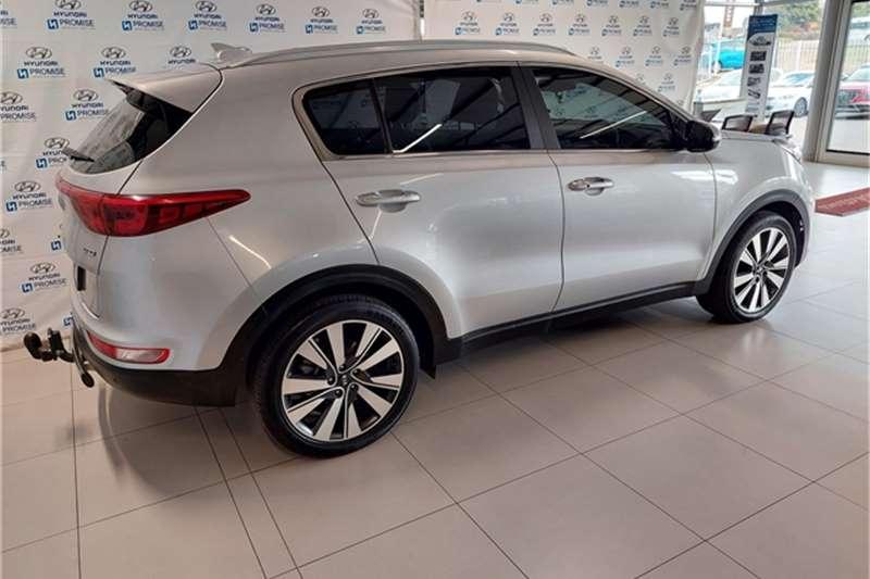 2017 Kia Sportage Sportage 2.0CRDi EX