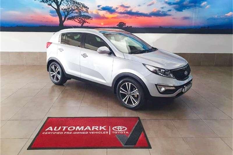 2015 Kia Sportage Sportage 2.0CRDi Tec auto