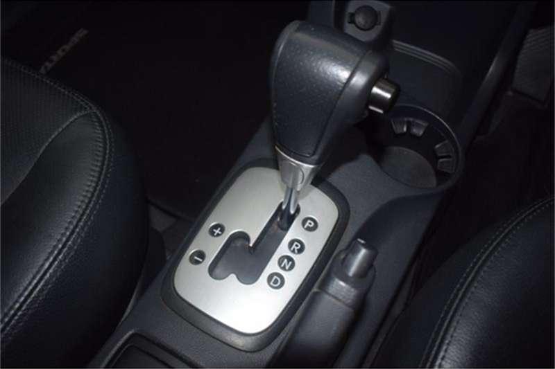 Kia Sportage 2.7 4x4 automatic 2007