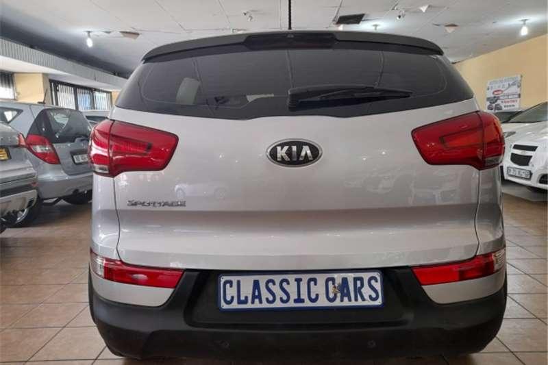 Used 2015 Kia Sportage