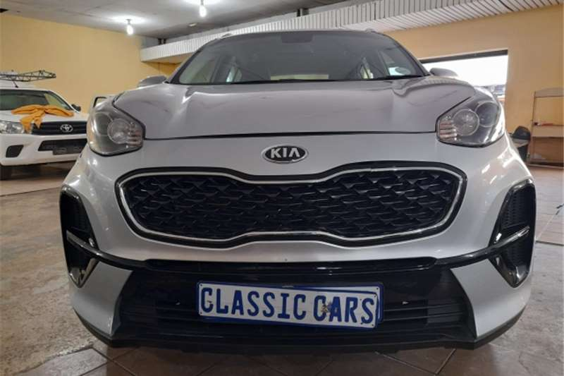 Used 2019 Kia Sportage