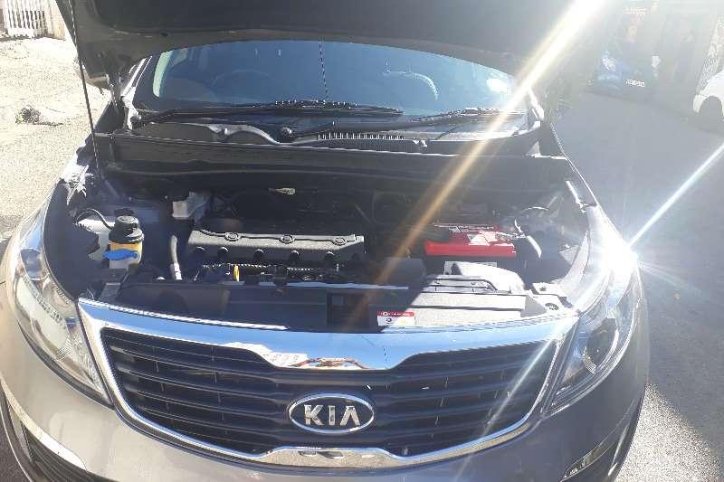2012 Kia Sportage 2.0 4x4 automatic