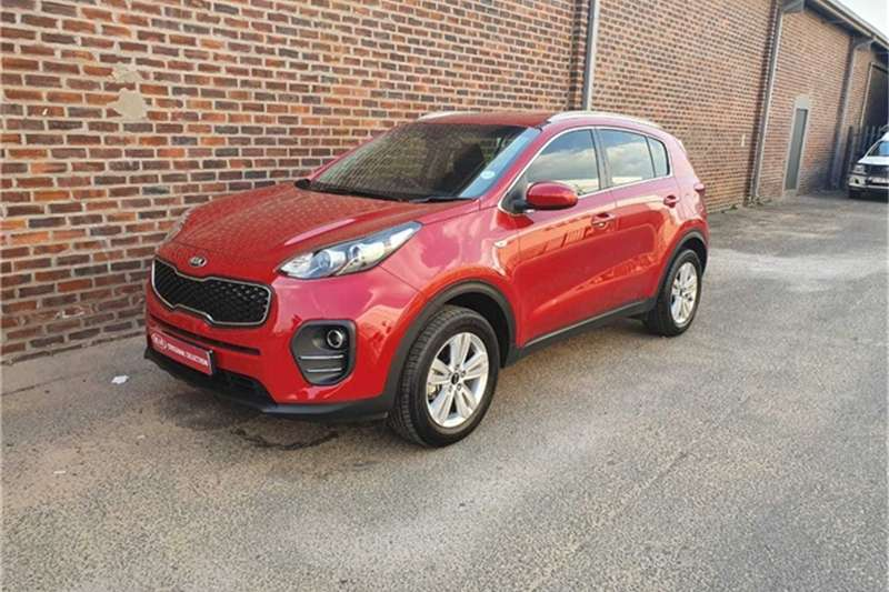 2018 Kia Sportage 1.7CRDi Ignite Plus