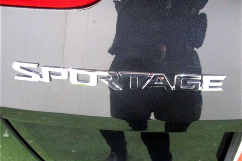 2017 Kia Sportage 1.6T GT Line AWD