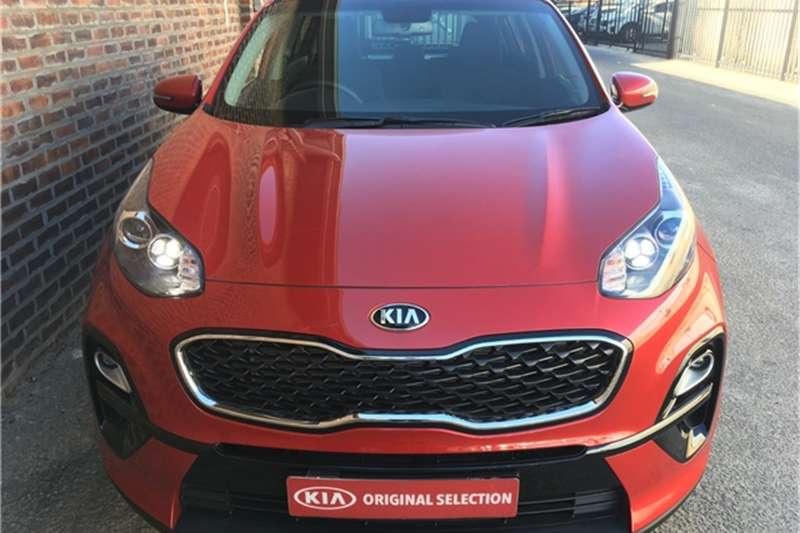 2019 Kia Sportage SPORTAGE 2.0 IGNITE + A/T