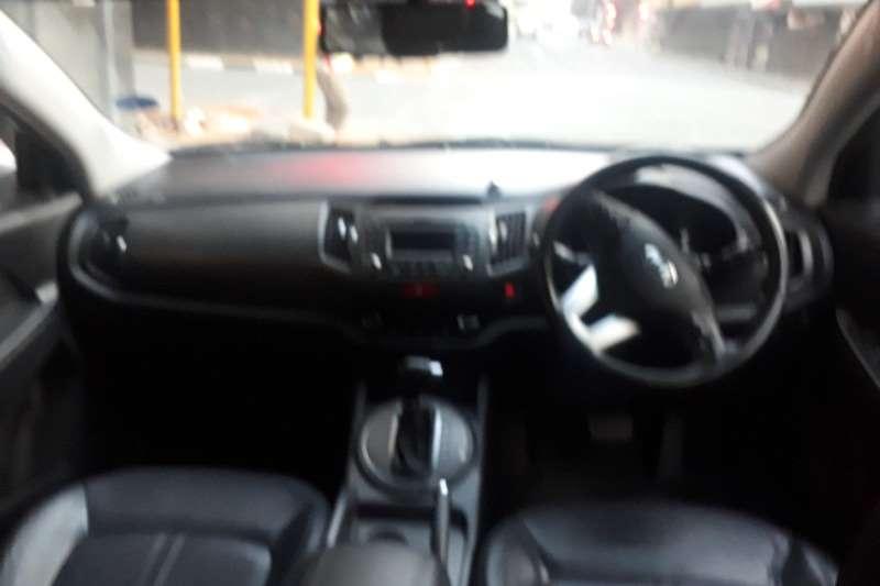 2010 Kia Sportage 2.0CRDi AWD Tec auto