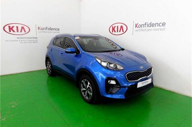 2020 Kia Sportage SPORTAGE 2.0 CRDi IGNITE + A/T