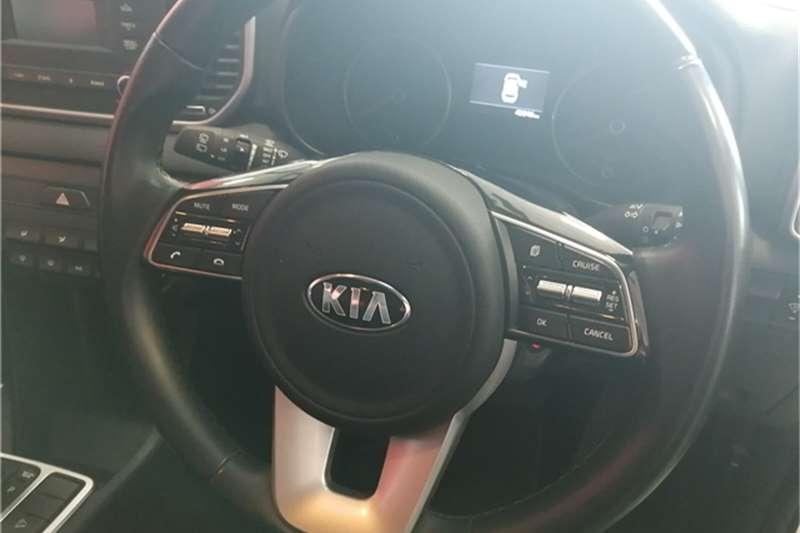 2018 Kia Sportage SPORTAGE 1.6 GDI IGNITE A/T