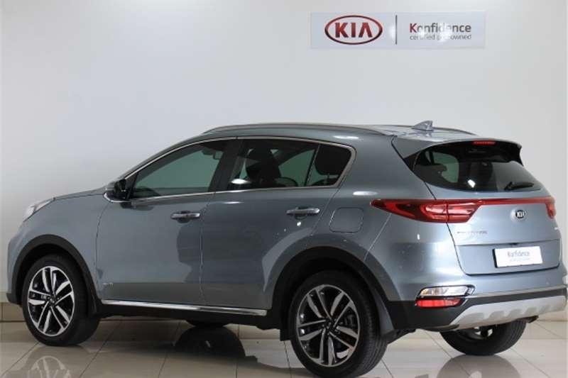 2020 Kia Sportage SPORTAGE 2.0 CRDi EX A/T AWD