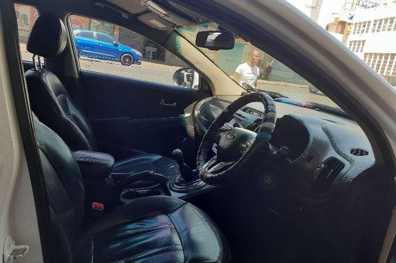 2012 Kia Sportage 2.0 Ignite