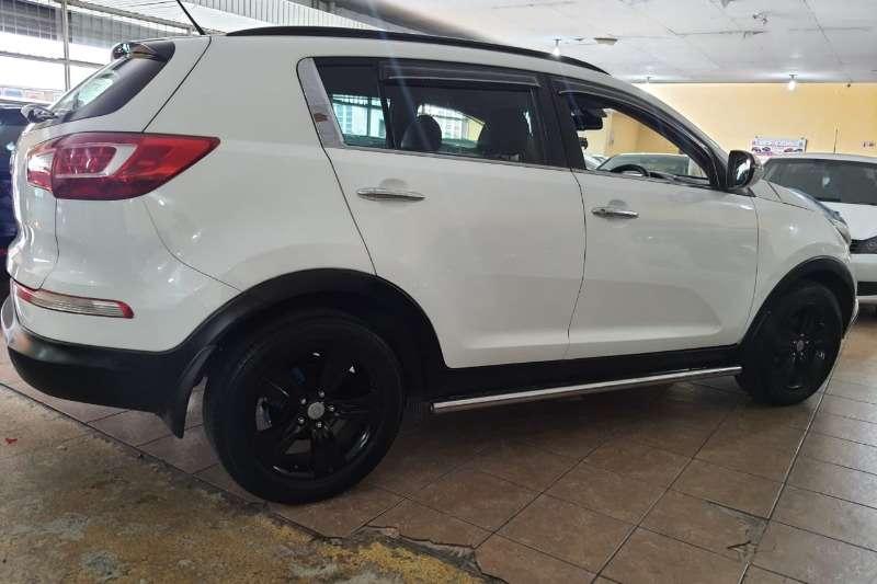 2012 Kia Sportage 2.0