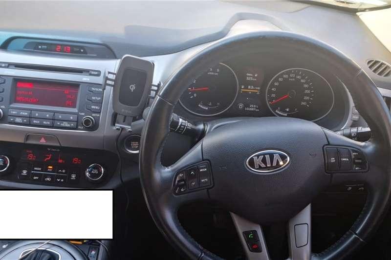 Used 2016 Kia Sportage