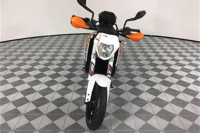 KTM Duke 2012