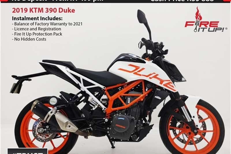 KTM Duke 390 2019