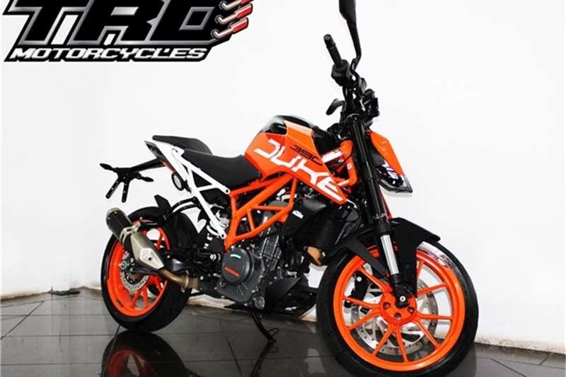 KTM Duke 390 2020