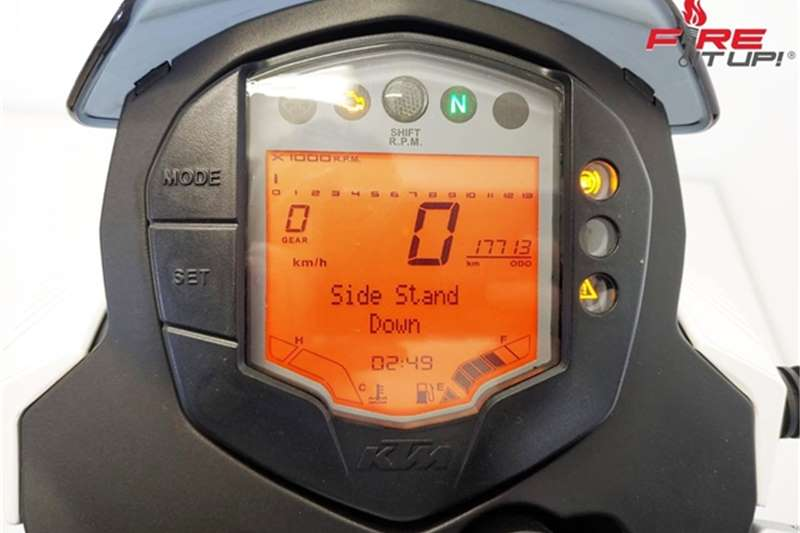 KTM Duke 390 ABS 2016