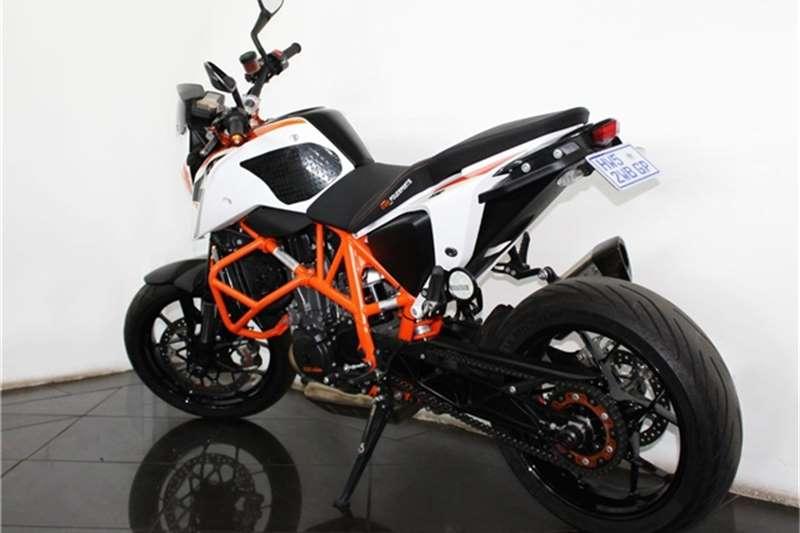 KTM Duke 690 2013