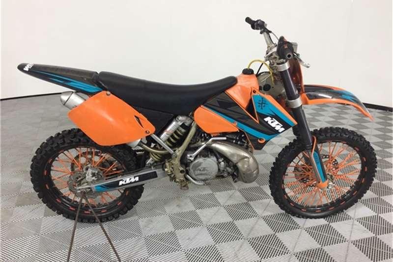Used 2002 KTM