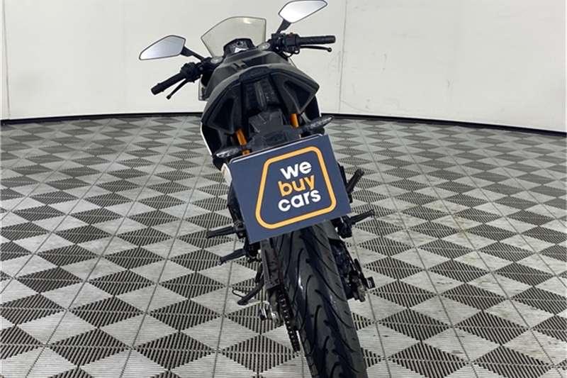 Used 2015 KTM RC