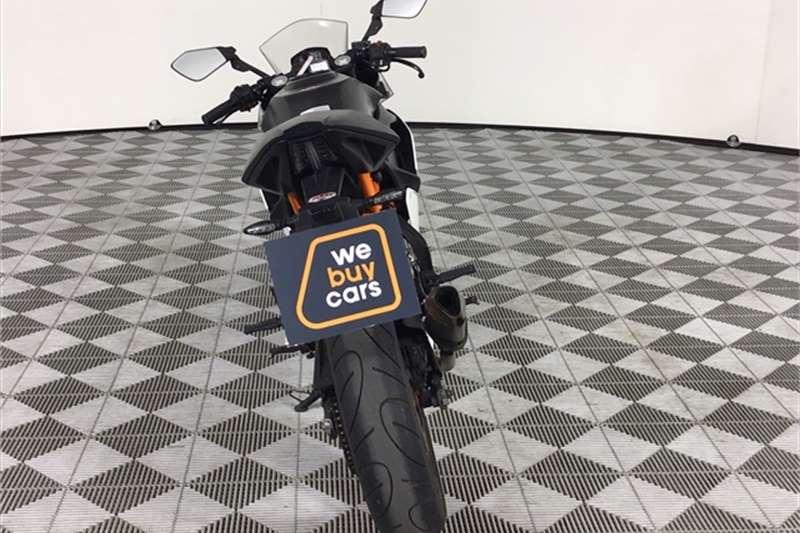 Used 2017 KTM RC