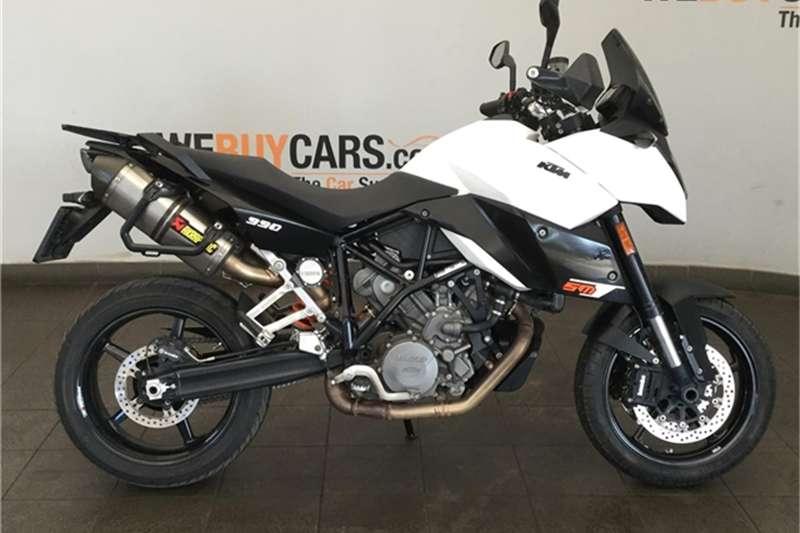 KTM Super Moto 2012