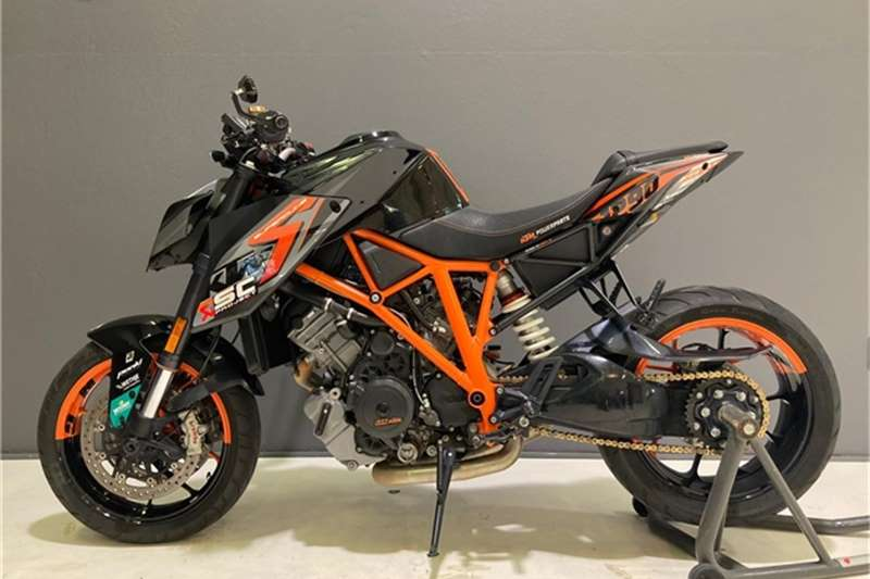 KTM Superduke 1290 R 2014