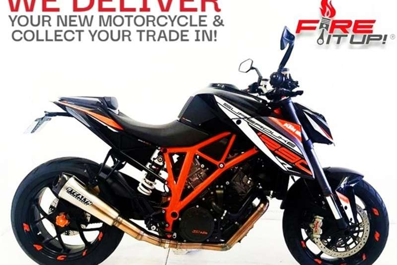 KTM Superduke 1290 R ABS 2014