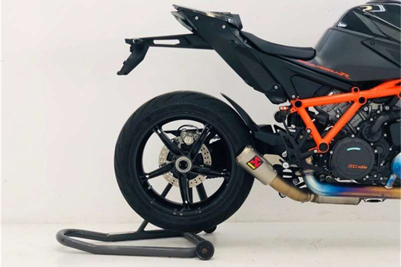 KTM Superduke 1290R Loaded! 2020