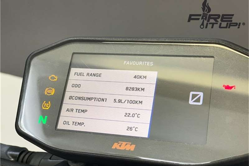 KTM Superduke R 1290 2017