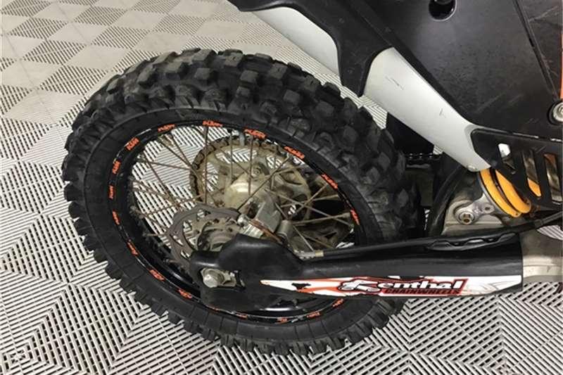 KTM XC 2011