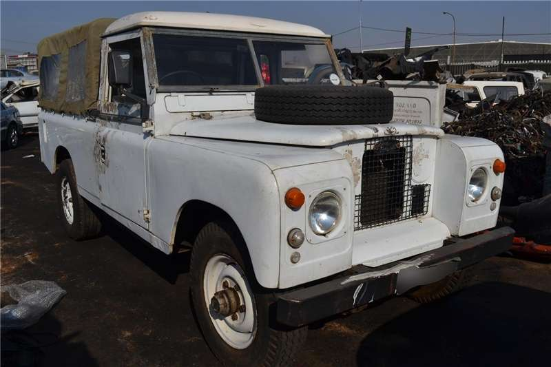 Land Rover Defender 110 1960